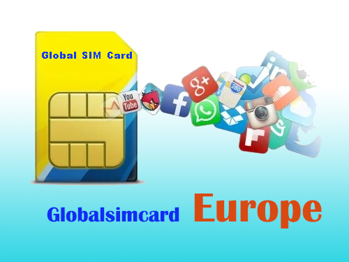 GSC-EU: Europe 37 Countries Travelling Internet LTE Global SIM Card 3-4GB/ 15-30 Days